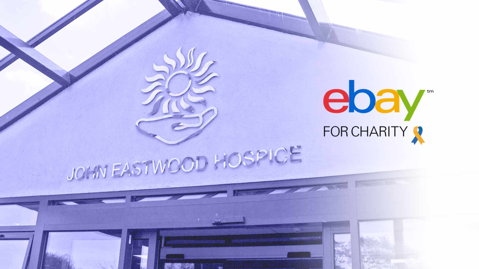 Ebay For Charity John Eastwood Hospice Trust