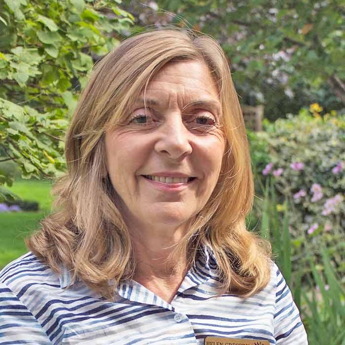 Helen Gregory